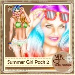 Summer Girl Pack 2