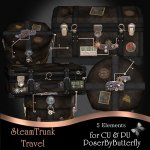 CU Steam Trunk Travel