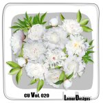 CU Vol. 020 Flowers by Lemur Designs