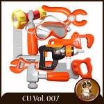 CU Vol. 007 Tools by Lemur Designs