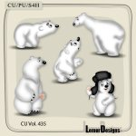 CU Vol. 435 Animals by Lemur Designs