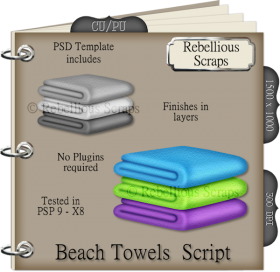 Beach Towels Script