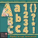 Alpha Scrap Sensation CU Tagger Size