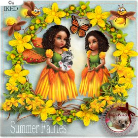 DC_CU Summer Fairies