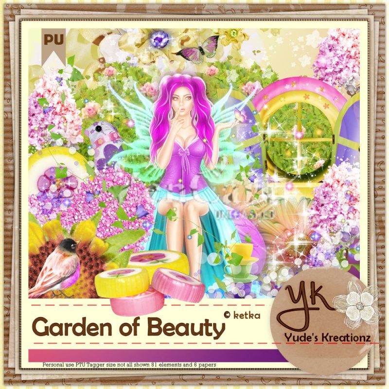 Garden of Beauty PU - Click Image to Close