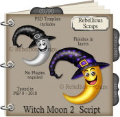 Witch Moon 2 Script