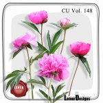 CU Vol. 148 Flowers by Lemur Designs