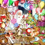X- Mas Miracle Full Kit by Lemur Designs