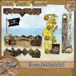 TREASURE HUNT BORDER PACK - TAGGER SIZE