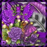 CU Feathers and Roses Bundle