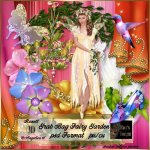 Grab Bag Garden Fairy