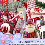 * DGD Exclusive - Designer Pack Vol 2 *