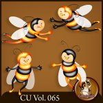 CU Vol. 065 Bees by Lemur Design
