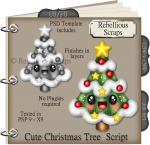 Cute ChristmasTree Script