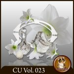 CU Vol. 023 Flowers by Lemur Designs