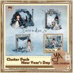 New Year's Day Cluster Pack