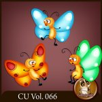 CU Vol. 066 Butterfly by Lemur Design