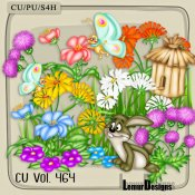 CU Vol. 464 Summer Forest