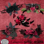 Gothic nights clusters