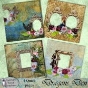 Dragons Den quick pages