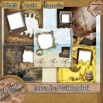 TREASURE HUNT QUICK PAGE PACK - TAGGER SIZE