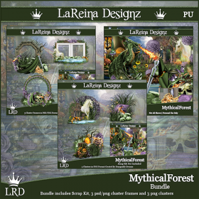 Mythical Forest - Bundle