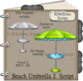Beach Umbrella 2 Script