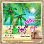 Beach Elements Pack 1