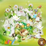 Happy Easter by Lemur Designs