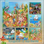 Kingdom of mermaids collection