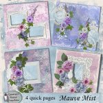 Mauve mist quick pages