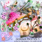 * DGD Exclusive - Designer Pack Vol 5 *