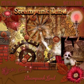 Steampunk Land