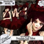 PORCELAIN DOLL TUBE PACK - CU