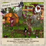 Garden Of Spells Personal Use TG