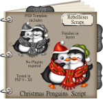 Christmas Penguins Script