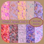 Splash Papers Pack 2
