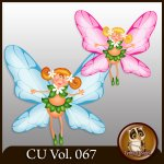 CU Vol. 067 Butterfly by Lemur Designs