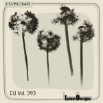 CU Vol. 393 Brushes 1 by Lemur Designs
