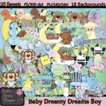 Baby Dreamy Dreams Boy With Bonus