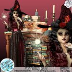THE WITCHING HOUR POSER TUBE CU - FULL SIZE