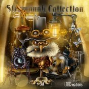 Steampunk Collection by Igreens