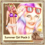 Summer Girl Pack 3