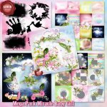 Miracle Baby Girl Bundle by Lemur Designs