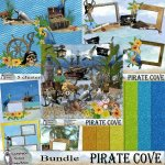 Pirate Cove bundle