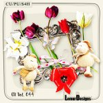 CU Vol. 044 Mix by Lemur Designs