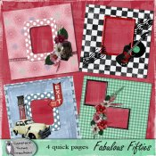 Fabulous fifties quick pages