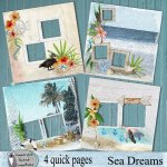 Sea dreams quick pages