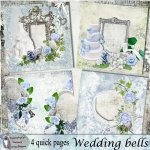 Wedding bells quick pages