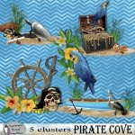 Pirate cove clusters